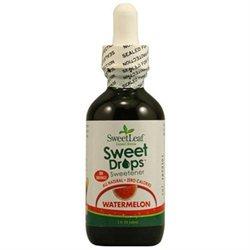 Sweet Leaf Wisdom Stevia Liquid Watermelon (1 Each)