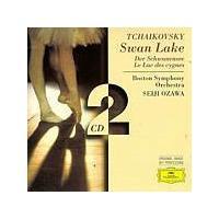 Pyotr Ilyich Tchaikovsky - Swan Lake (BSO, Ozawa) (Music CD)