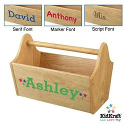 KidKraft Toy Caddy- Natural