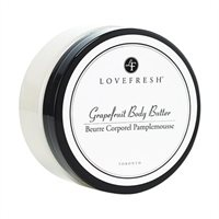 Grapefruit Body Butter By Lovefresh