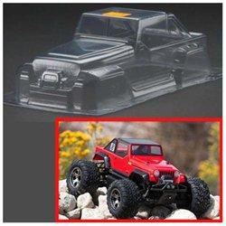 Jeep Wrangler Rubicon Body Savage XS