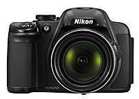 Nikon Coolpix 26397 P520 18.1 Megapixels Digital Camera - 42x Optical/2x Digital Zoom - 3.2-inch Lcd Display - Black