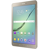 """Samsung Galaxy Tab S2 Sm-t813 Tablet - 9.7"""" - 3 Gb - Qualcomm Apq8076 Quad-core (4 Core) 1.80 Ghz - 32 Gb - Android 6.0 Marshmallow - 2048 X 1536 - Gold - 4:3 Aspect Ratio - Microsd Memory Card Supported - Wireless Lan - Bluetooth - Accelerometer, Gyro Se Sm-t813nzdexar"""