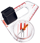 """""""Suunto Arrow 6, Product # SS015166000 The Suunto Arrow 6 is an elite thumb compass, ergonomically shaped with fast needles developed for competitive orienteering, designed to be read clearly and quickly"""