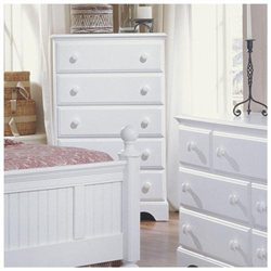 Carolina Cottage Collection 5-Drawer Chest