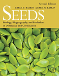 The new edition of Seeds contains new information on many topics discussed in the first edition, such as fruit/seed heteromorphism, breaking of physical dormancy and effects of inbreeding depression on germination