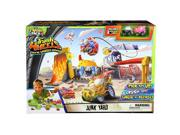 Trash Pack Trash Wheels Crash 'n' Junk Yard Playset