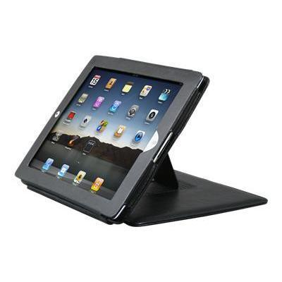Hornet Tek Lc-ipad2-std Flip Leather - Case For Tablet - Genuine Leather - For Apple Ipad 2