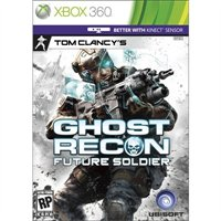 Tom Clancy's Ghost Recon: Future Soldier Xb360 (kinect Compatible)  By Xb360
