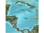 Garmin Bluechart G2 Hxus031r  Southwest Caribbean Microsd