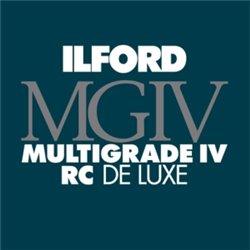 ILFORD Multigrade IV RC Deluxe Paper - 8 x 10 - 190g/m - Satin - 250 Sheet - White