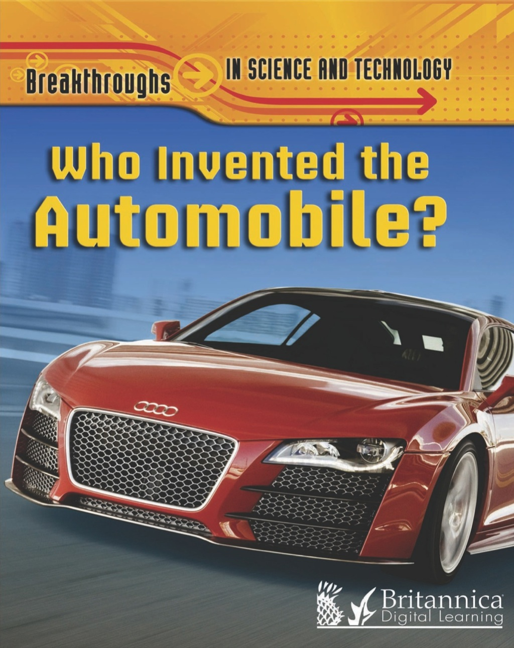 Who Invented The Automobile? (ebook)