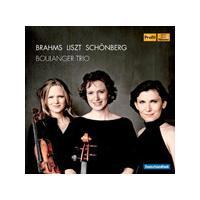 Brahms, Liszt, Schönberg (Music CD)