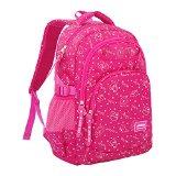 BestFyou® 2014 New Style Korean versionBburden Reduction wearable backpack schoolbag/Primary school bag (rose red)
