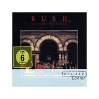 Rush - Moving Pictures (Deluxe Edition) (CD & DVD) (Music CD)