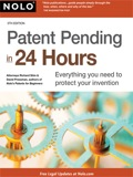 "Take the first step to protecting your invention! Ready to stamp ""patent pending"" on your invention? Then you need to file a provisional patent application (PPA), an inexpensive way to claim your hard work"