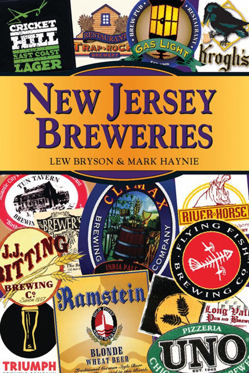 New Jersey Breweries (ebook)