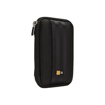 Case Logic Qhdc-101black Portable Hard Drive Case - Black