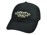 Las Vegas Nevada Casinos Hotel Gambling Rat Pack Retro Relaxed Fit Black Hat Cap