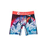 Ethika Toddlers Underwear - Animals (4T, Space Sharks)