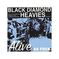 Black Diamond Heavies - Live At The Covington Masonic Lodge (Music CD)