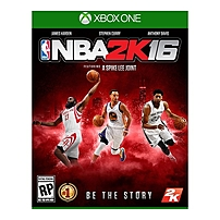 P  b Be the Story  b  br    br   The NBA 2K franchise is back with the most true to life NBA experience to date with NBA 2K16