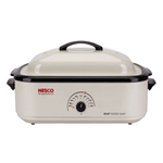 Nesco 4818-14 18 Qt Porcelain Cookwell