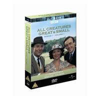 All Creatures Great And Small - Series 1 - Part 1 (Box Set) (Three Discs)