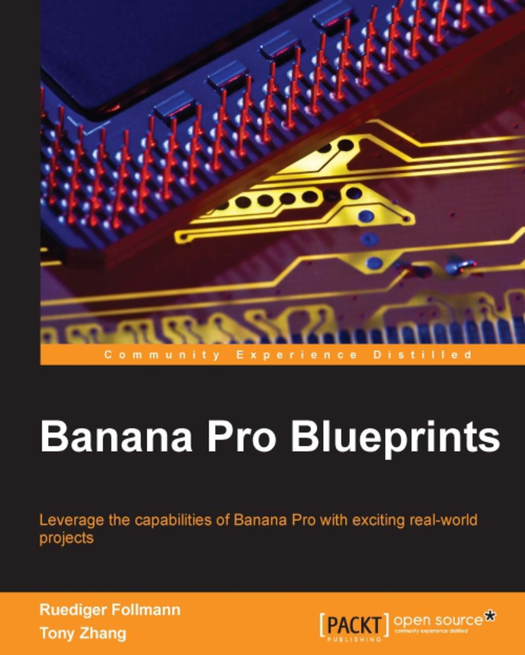 Banana Pro Blueprints (ebook)