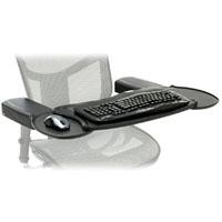 Ergoguys Mecs-blk-001 Mobo Chair Mount Ergo Keyboard