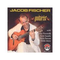 Jacob Fischer - Guitarist (Music CD)