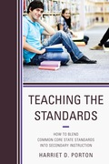 With the upcoming implementation of CCSS in E/LA and mathematics in 2014, and the expected implementation in science, history/social studies, and technical subjects, educators need a grounded, specific text on how to scaffold students from where they are to where they need to be according to the Common Core State Standards