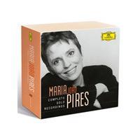 Maria João Pires - Complete Solo Recordings (Music CD)