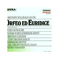 Christoph Willibald Gluck - Orfeo Ed Euridice (Haenchen, Kowalski, Rundfunkchor Berlin)