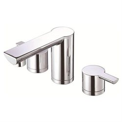 Danze DH300677 Widespread Bathroom Faucet from the Adonis Collection (Valve Incl
