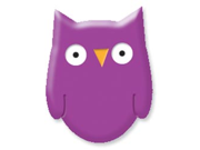 Halloween Oodles Braddies 50/bulk Pack-night Owls/purple