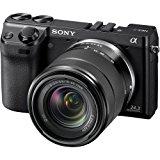 Sony NEX-7 24.3 MP Mirrorless Digital Camera with 18-55mm Lens (Old Model)