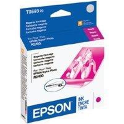 Epson T059320 T059320 - Magenta - Original - Ink Cartridge - For Stylus Photo R2400