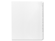 Kleer-Fax                                OFS - Index Dividers