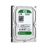 WD Green 2TB Desktop Hard Drive: 3.5-inch, SATA 6 Gb/s, IntelliPower, 64MB Cache WD20EZRX