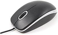 Imicro Mo-9211u Usb Optical Mouse - 800 Dpi - Scroll Wheel - Black, Silver