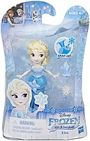 Hasbro B5181000 Disney Frozen Little Kingdom Elsa Snow Gown Doll
