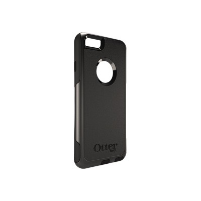 Otterbox 77-50217 Commuter Apple Iphone 6s & 6 - Protective Case For Cell Phone - Silicone  Polycarbonate - Black - For Apple Iphone 6s & 6