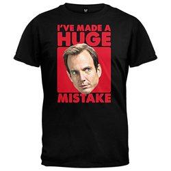 Arrested Development - Huge Mistake T-Shirt