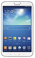 Samsung Galaxy Tab 3 Sm-t3100zwyxar Wi-fi Tablet Pc - 1.5 Ghz Dual Core Processor - 1.5 Gb Ram - 16 Gb Hard Drive - 8-inch Display - Android 4.2 Jelly Bean - White