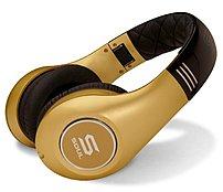 Soul Elite Sl300gg Hi-definition Noise Canceling Headphones - Ear - Stereo - Gold, Black