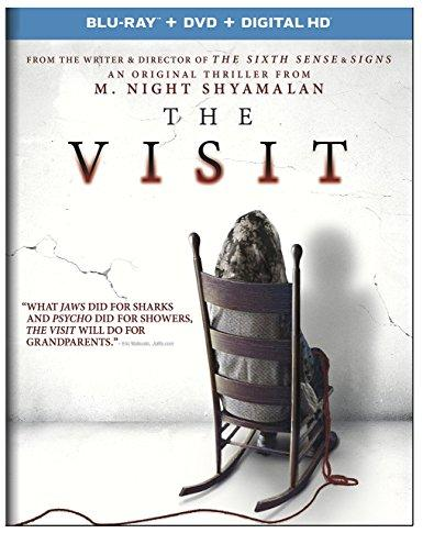 Ed Oxenbould, Deanna dunagan, Peter McRobbie, Kathryn Hahn Olivia DeJonge & M. Night Shyamalan - The Visit
