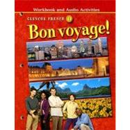 Bon Voyage! Level 1, Workbook And Audio Activities  (audio Provided By Instructor) 2nd Edition
