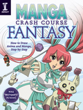 "The best fantasy manga drawing instruction...now with focus on fantasy! Manga artist and popular YouTuber, Mina ""MISTIQARTS"" Petrovic, helps you bring your wildest manga fantasies to life"