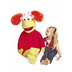 Fraggle Rock Jumbo Soft Red Toy